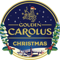logo Gouden Carolus Christmas