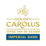 logo Gouden Carolus Cuvée van de Keizer Imperial Dark goud