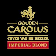 Logo Gouden Carolus Cuvée van de Keizer Imperial Blond goud