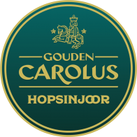 Logo Gouden Carolus Hopsinjoor goud