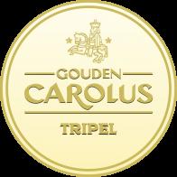 Logo Gouden Carolus Tripel goud