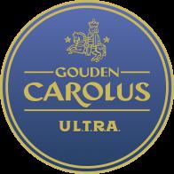 Logo Gouden Carolus UL.T.R.A.