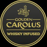 Logo Gouden Carolus Cuvée van de Keizer Whisky Infused goud