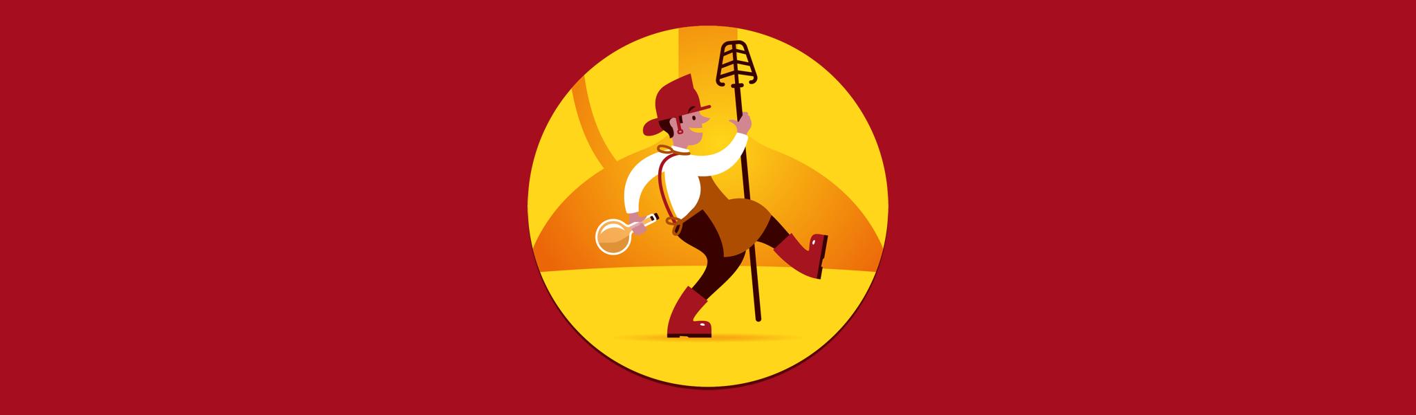 Logo Maneblusser brouwt en stookt