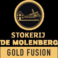 Logo Gold Fusion 2014 Whisky Stokerij De Molenberg