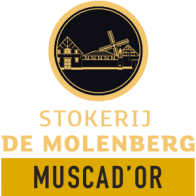 Logo Muscad'Or 2017 Whisky Stokerij De Molenberg