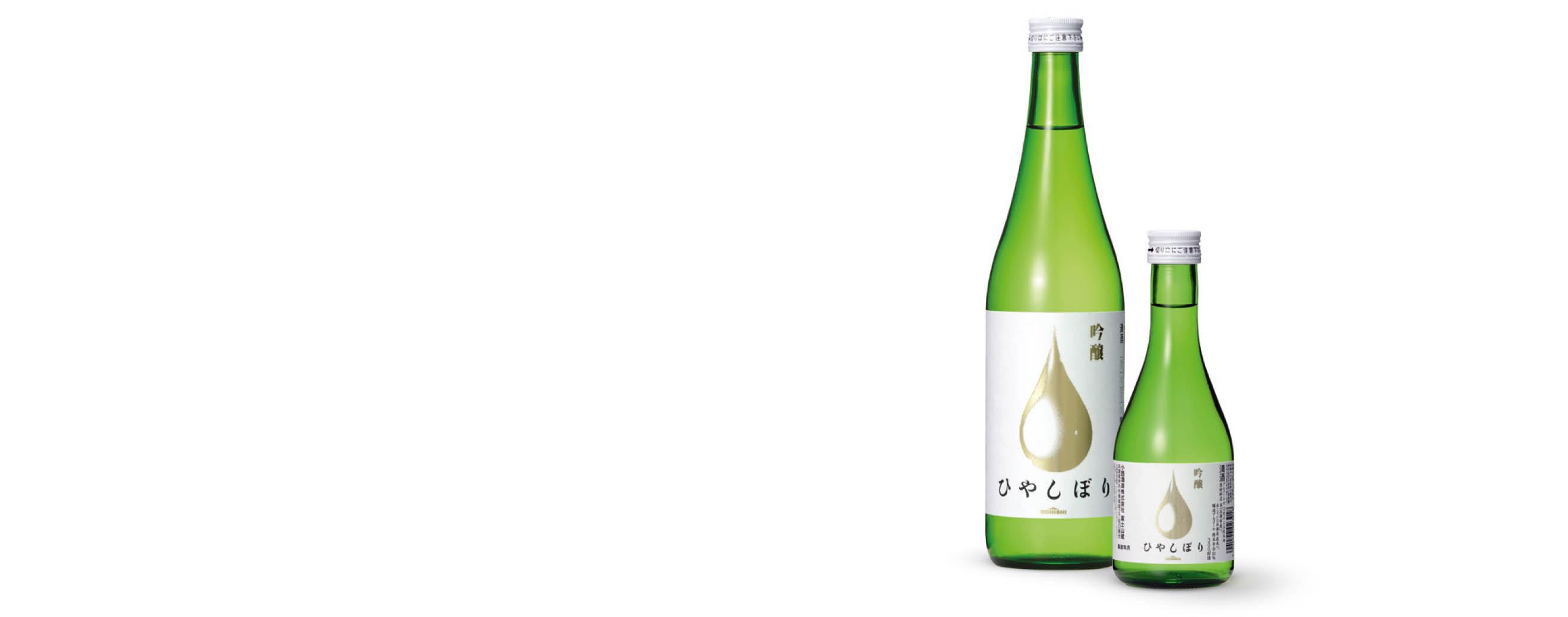 Konishi Silver fles