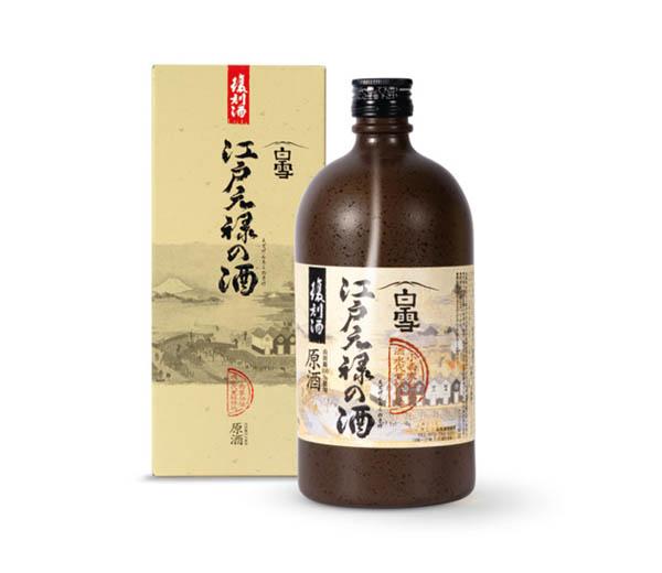 Shirayuki Vintage fles