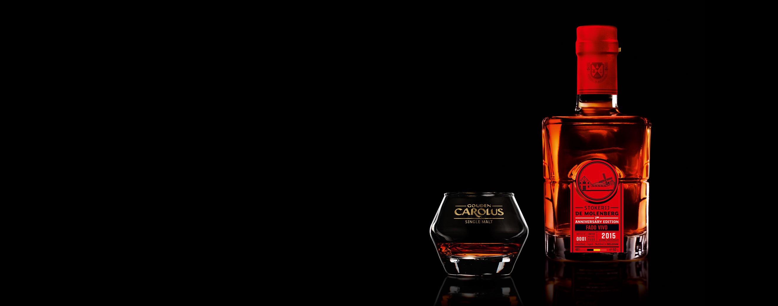 Fado Vivo 2015 Whisky Stokerij De Molenberg
