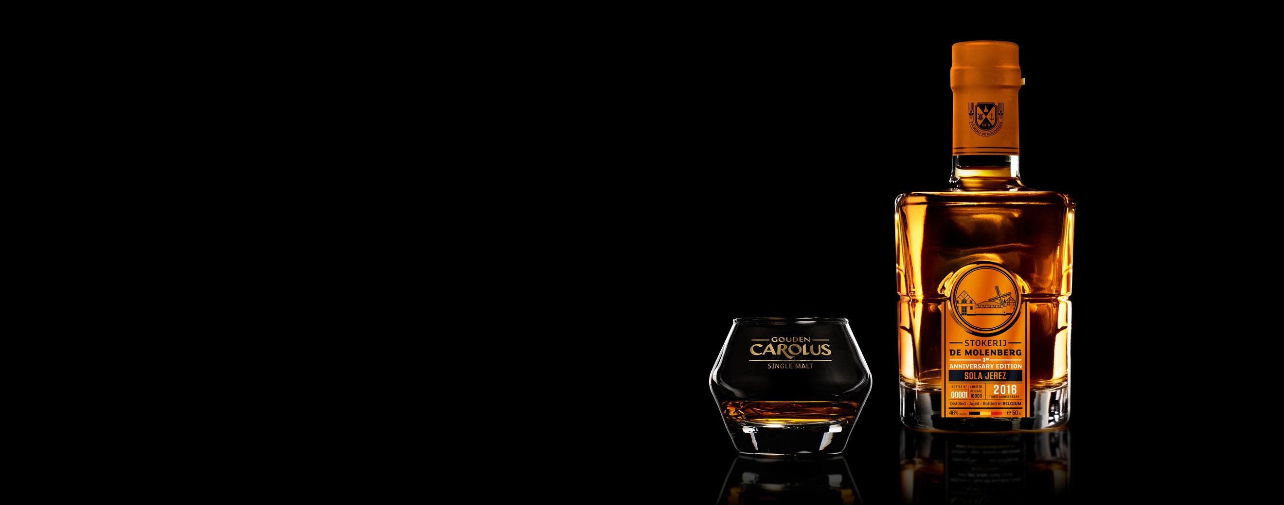 Sola Jerez 2016 Whisky Stokerij De Molenberg