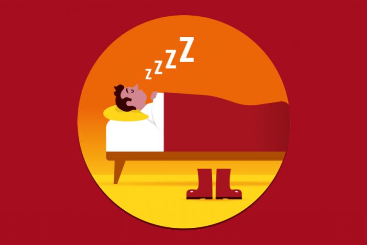Logo Maneblusser slaapt