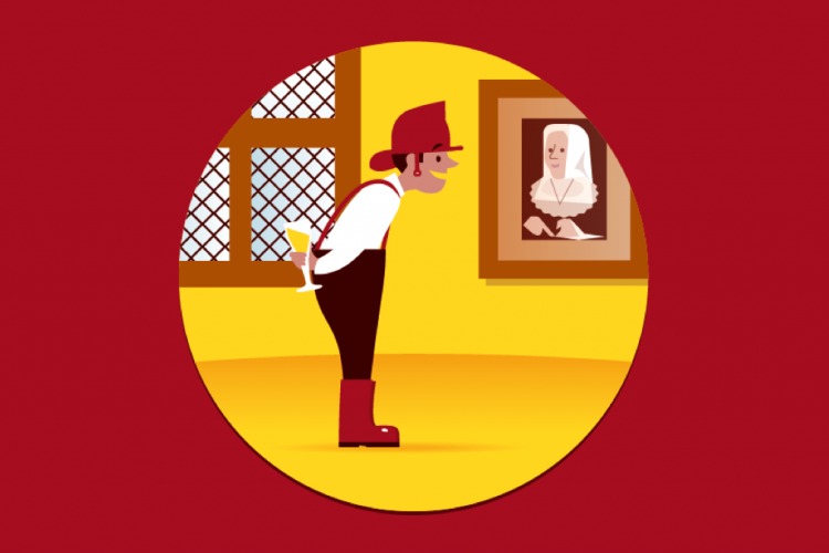 Logo Maneblusser bezoekt