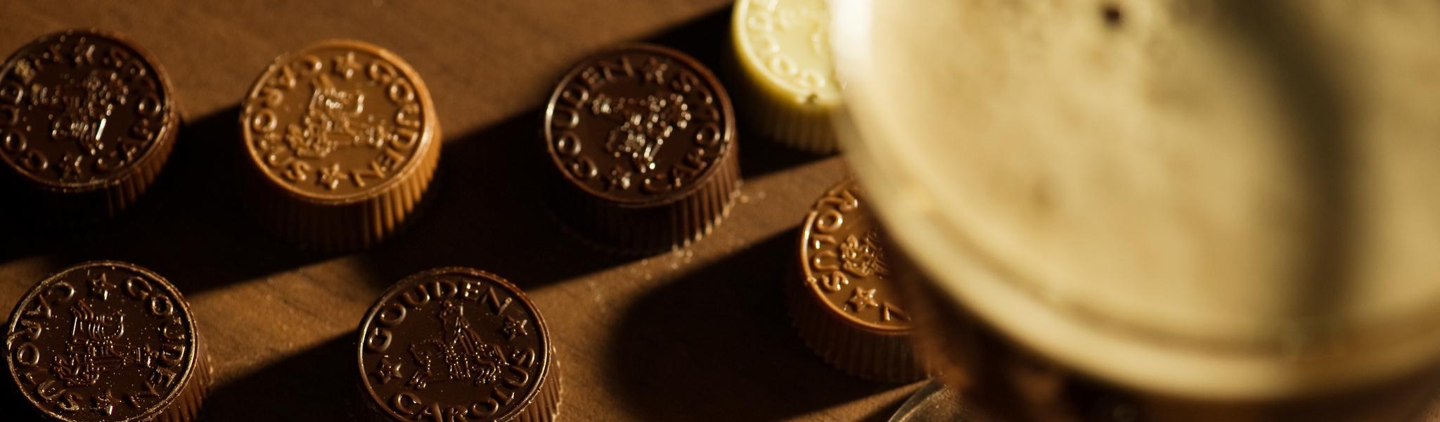 Gouden Carolus bieren met Belgische chocoladepralines