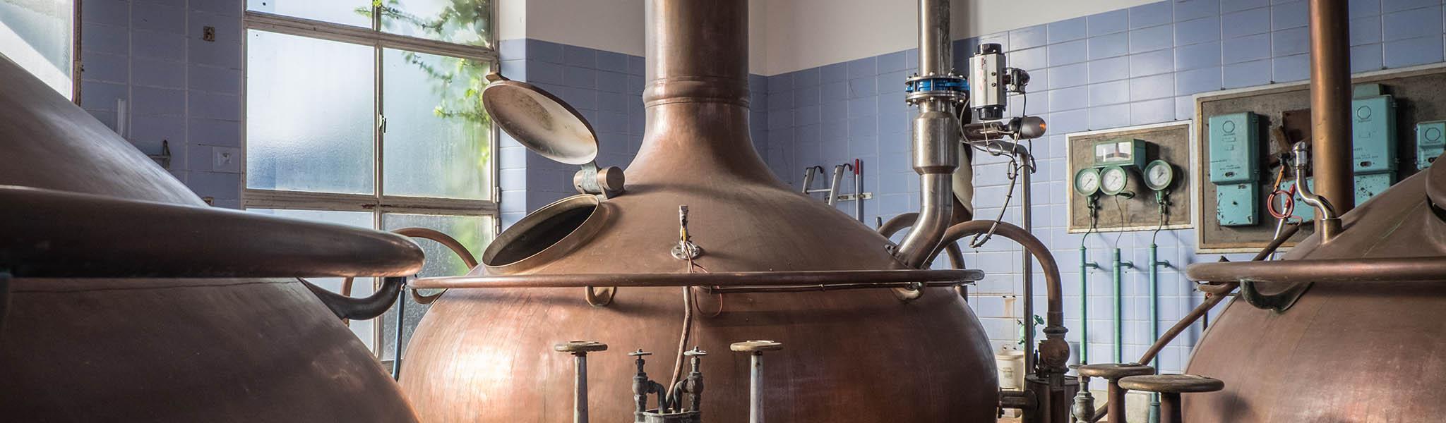 Brouwzaal Brouwerij Het Anker