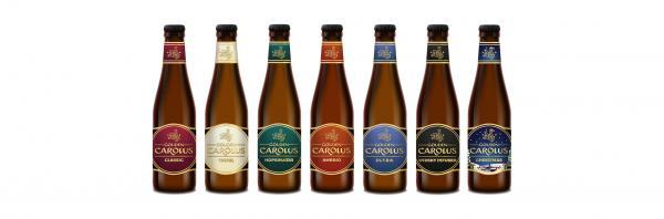 Gouden Carolus Etiketten 2019